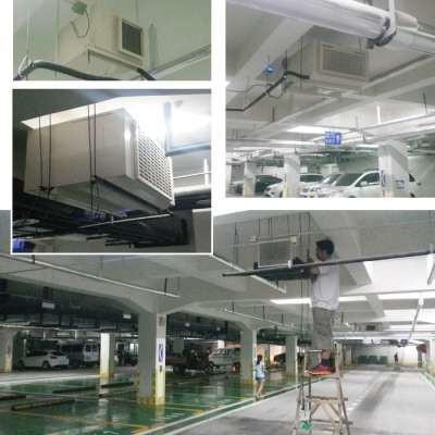 地下商场空气除湿机