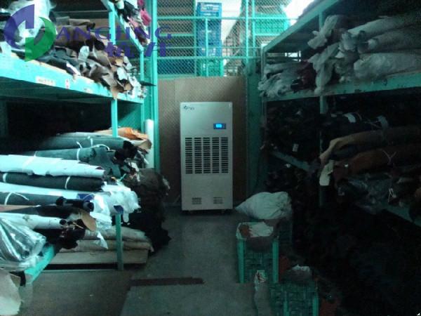 皮革制品仓库除湿机