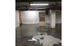 地下车库防潮除湿机案例