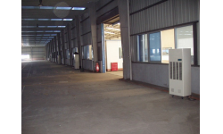 工业厂房工业除湿机案例