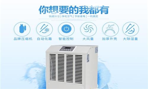 电子车间空气除湿机