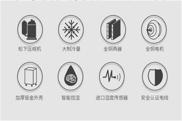电子抽湿器